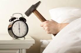 alarma dimineata